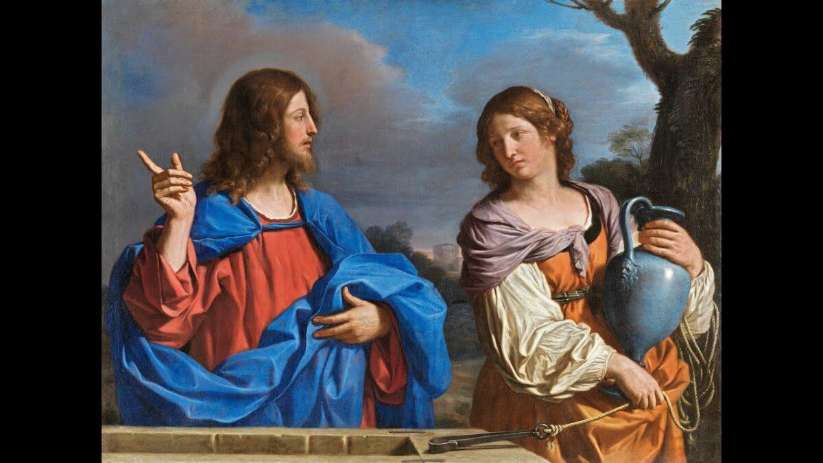 La Samaritana en el Evangelio de San Juan