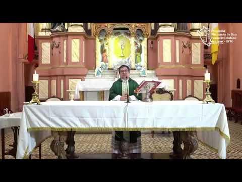 Santa Misa – XX Domingo del Tiempo Ordinario