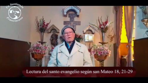 Evangelio según san Mateo 18, 21-29