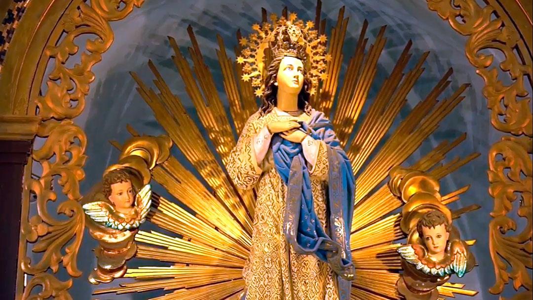 Misa Solemne en honor a Nuestra Señora de los Ángeles de la Porciúncula
