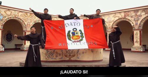 Imágenes de nuestra Provincia en el video «Laudato Si Revolution»