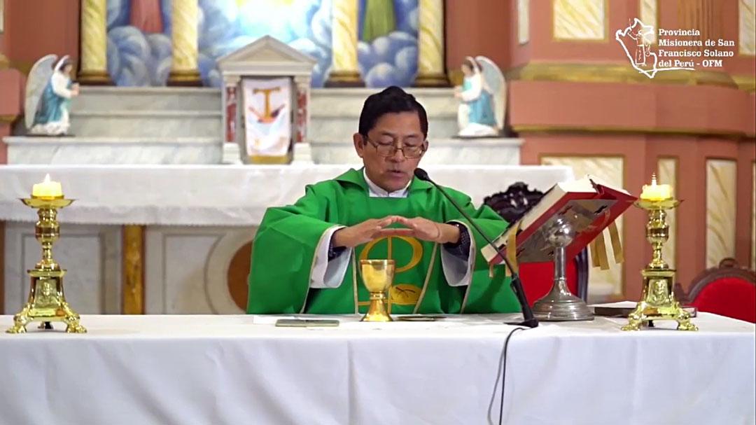Santa Misa – Domingo XXV del Tiempo Ordinario