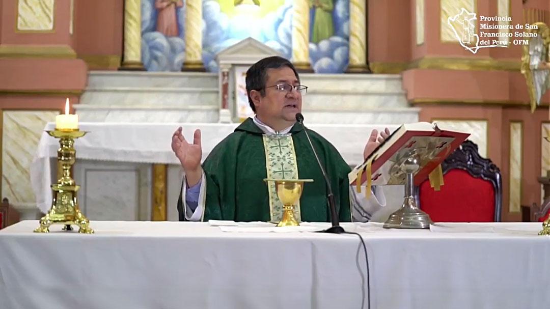 Santa Misa – Domingo XXVI del Tiempo Ordinario