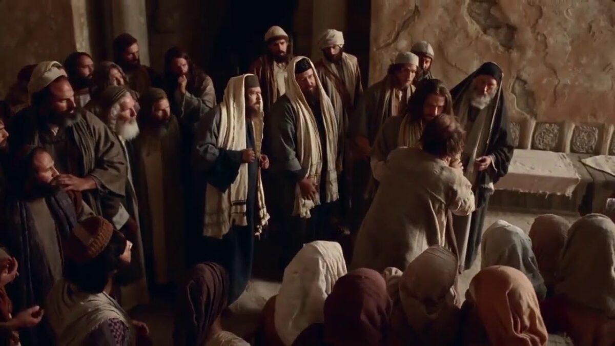 Evangelio según san Lucas 4, 31-37