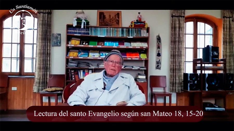 Evangelio según san Mateo 18, 15-20