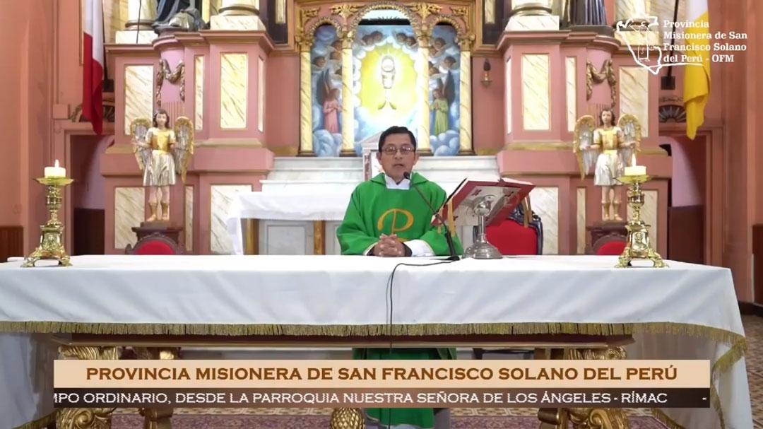 Santa Misa – Domingo XXVIII del Tiempo Ordinario
