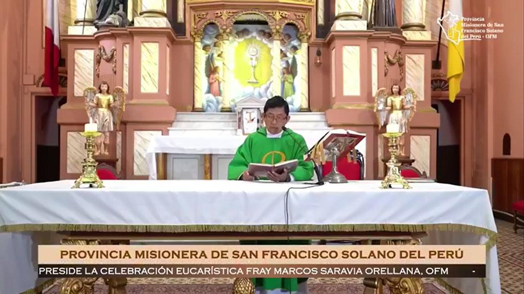 Santa Misa – Domingo XXX del Tiempo Ordinario