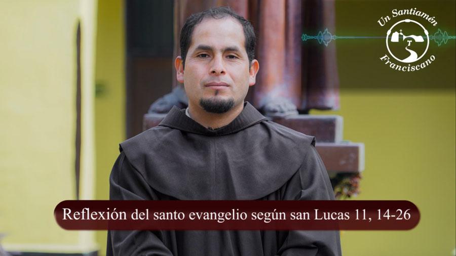 Evangelio según san Lucas 11,14-26
