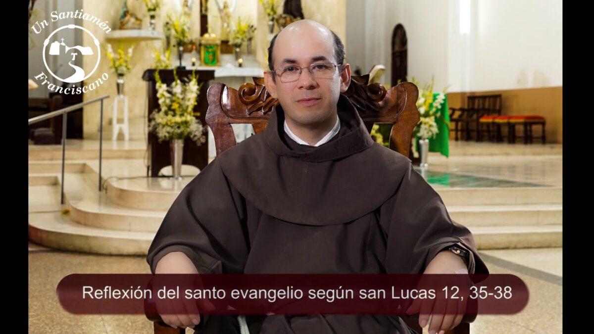 Evangelio según san Lucas 12, 35-38