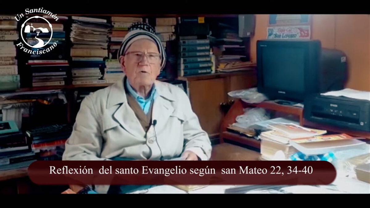 Evangelio según san Mateo 22, 34-40