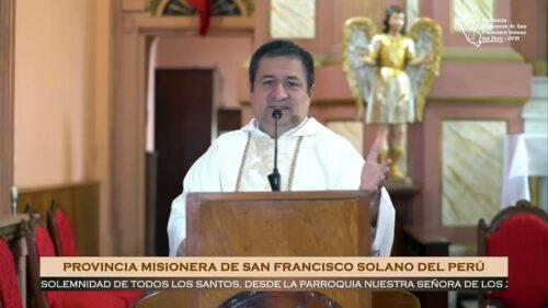 Santa Misa – Domingo XXXI del Tiempo Ordinario