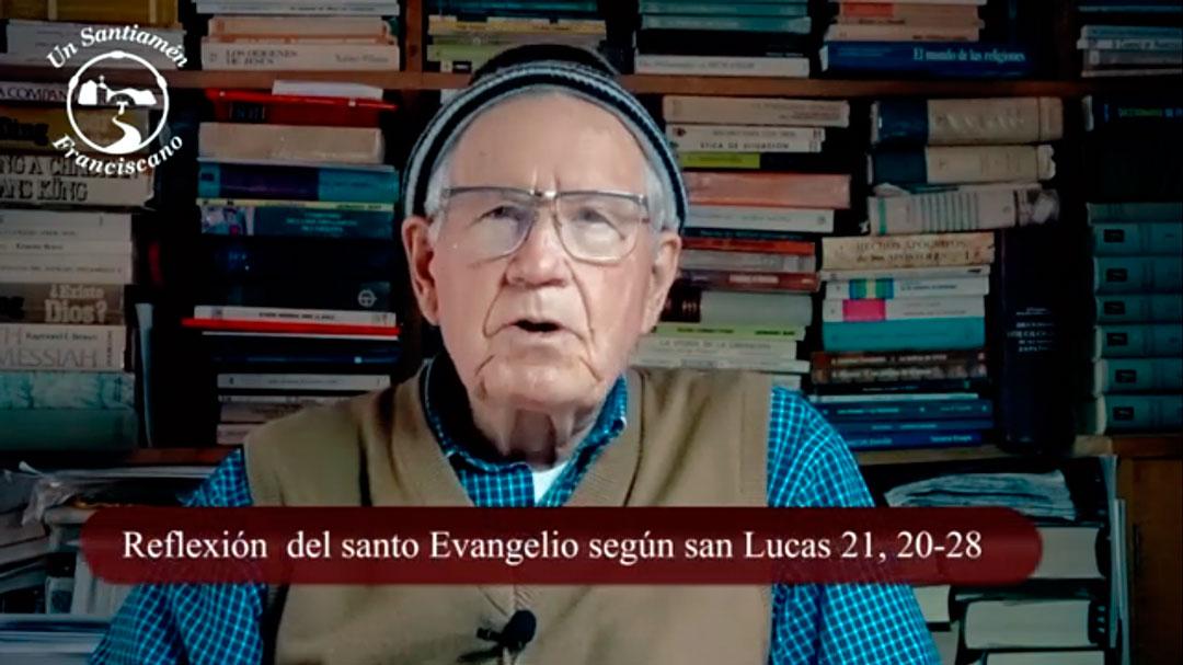 Evangelio según san Lucas 21, 20-28