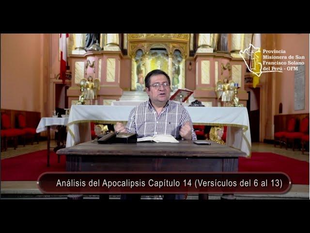 Apocalipsis Capítulo 14 – Parte 2