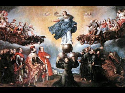 Inmaculada Concepción: Patrona de la Orden de Frailes Menores