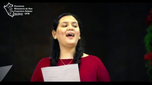 Canción: Ven, Dios nacido en un portal (C. Gabaráin)