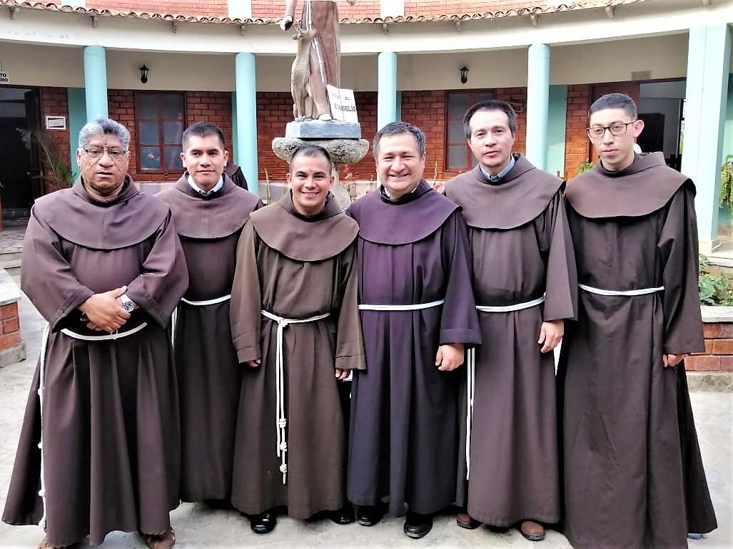 Ingreso al Noviciado 2021 – Moche, Trujillo