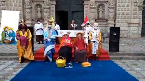 Cajamarca: Bajada de Reyes