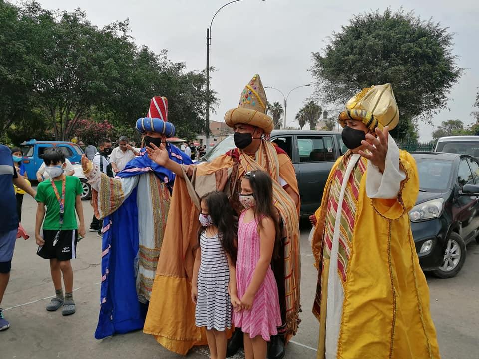 Convento de los Descalzos: Bajada de Reyes