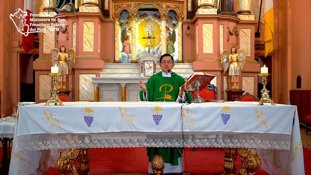Santa Misa – Domingo 17 de enero del 2021