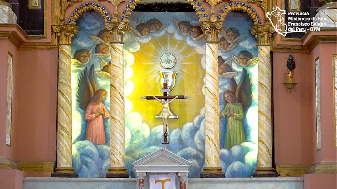 Eucaristía – III Domingo del Tiempo Ordinario