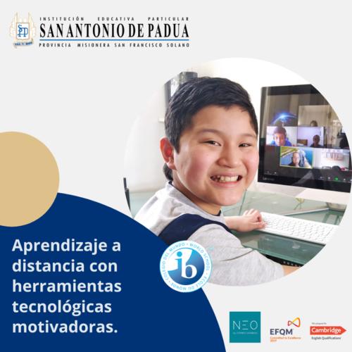 Colegio San Antonio de Padua – Admisión 2021