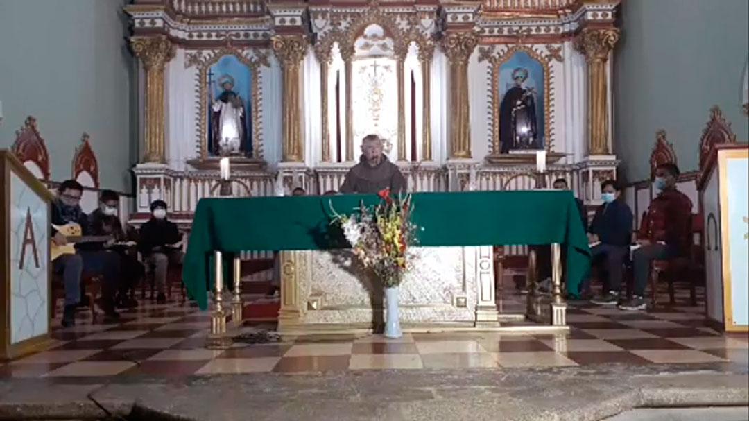 Santo Rosario – Convento de Ocopa