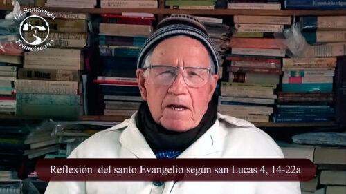 Evangelio según san Lucas 4, 14-22a