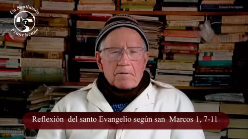 Evangelio según san Marcos 1, 7-11