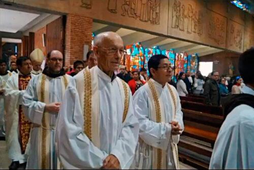 ¡Un abrazo hasta el cielo, padre Gregorio!
