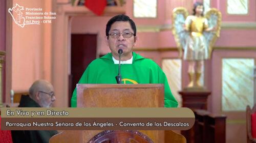 Eucaristía V Domingo del Tiempo Ordinario