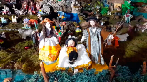 Ocopa: Bajada del Niño Jesús