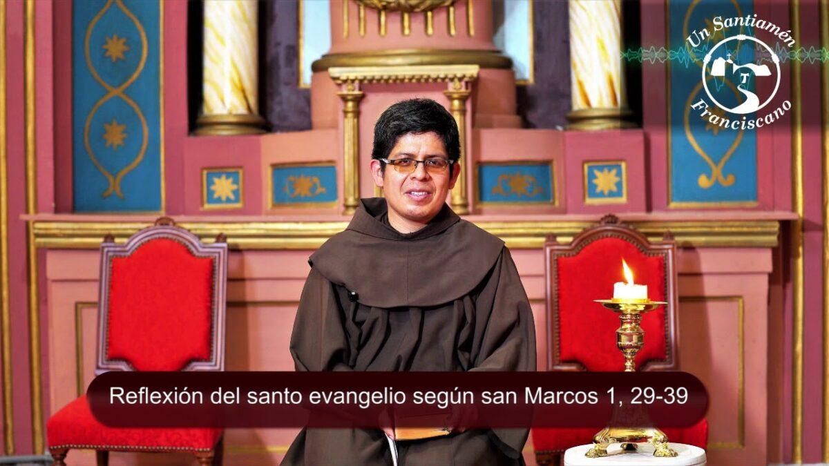 Evangelio según san Marcos 1, 29-39