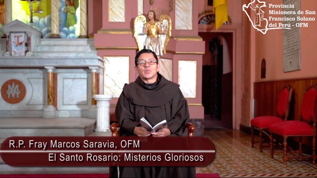 El Santo Rosario – Misterios Gloriosos