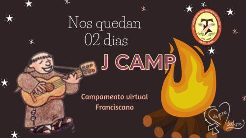 1er CAMPAMENTO VIRTUAL «J CAMP»