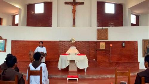 Adoración al Santísimo