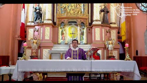 Santa Misa: Apertura del año académico de la familia Copacabanense