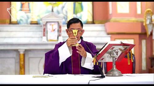 Eucaristía – III Domingo de Cuaresma