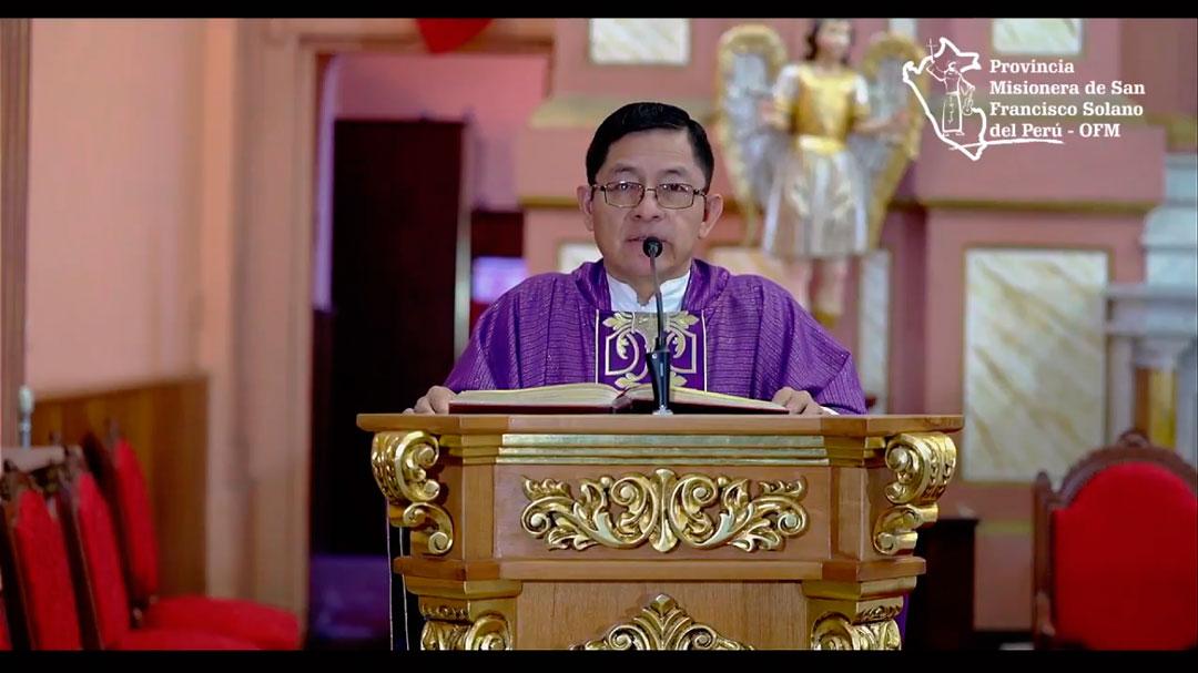 Eucaristía: IV Domingo de Cuaresma