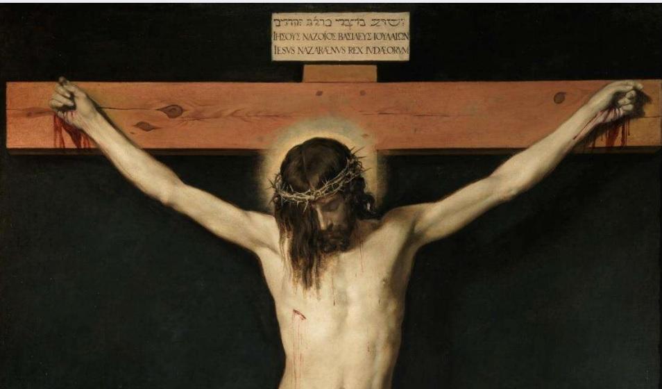 Los símbolos de la Pasión – La Cruz