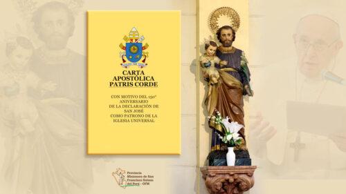 "Carta Apostólica ""Patris Corde"""