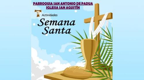 Semana Santa en Iglesia San Agustín – Trujillo