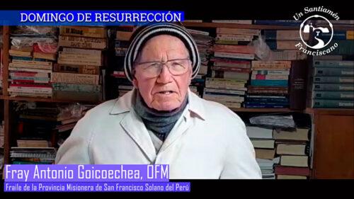 Evangelio: Domingo de Resurrección