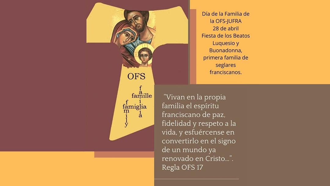 Día de la familia de la OFS-JUFRA