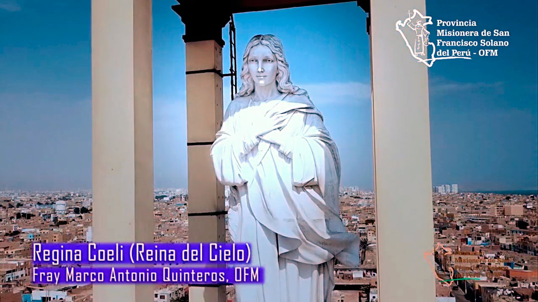 «Regina Coeli» (Reina del Cielo)