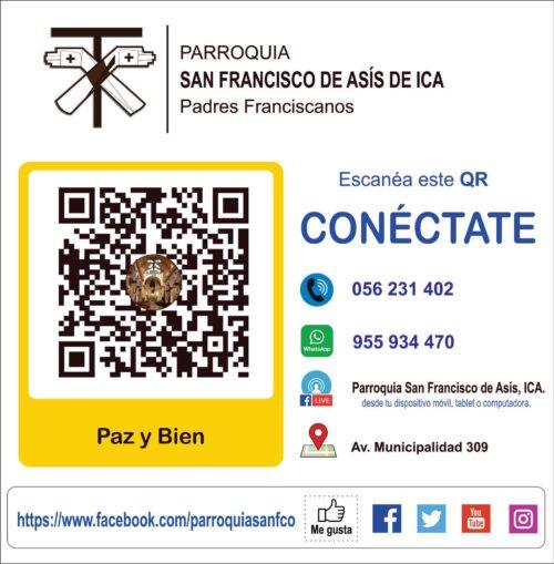 Parroquia San Francisco de Asís, ICA