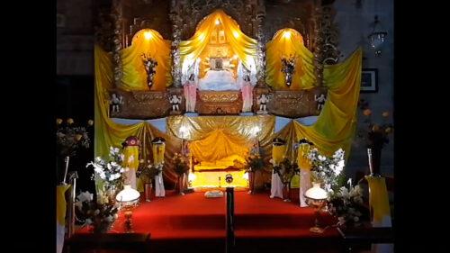 Adoración a Jesús Sacramentado – Cajamarca