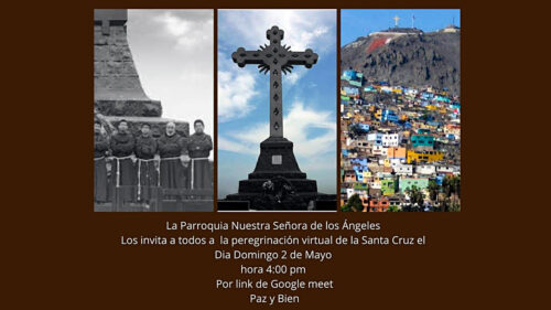 Recorrido Virtual de la Santa Cruz