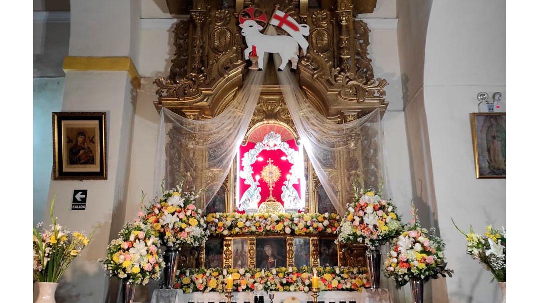 Jueves Santo: convento de San Agustín – Trujillo