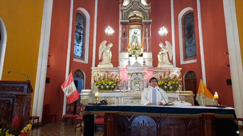 Arequipa: Solemnidad de la Santísima Trinidad