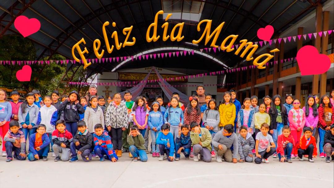 Feliz Día a todas las mamitas de nuestros frailes